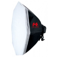 Falcon Eyes Lamp met Octabox 80cm LHD-B928FS 425W