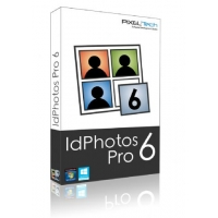 IdPhotos Pro6 Pasfoto Software