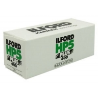 Ilford HP5 120 zwart/wit film